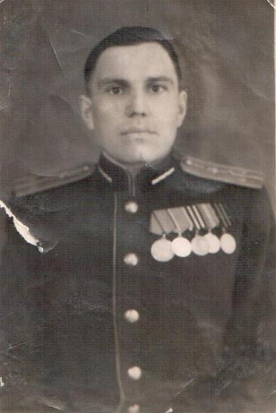 Иванков Александр Никанорович