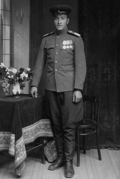 Гойкалов Иван Дмитриевич