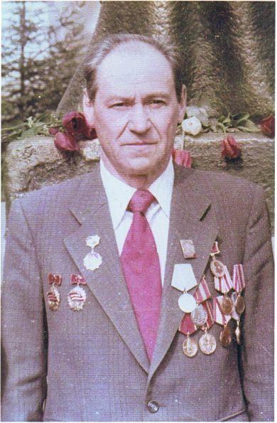 Петровичев Владимир Афанасьевич
