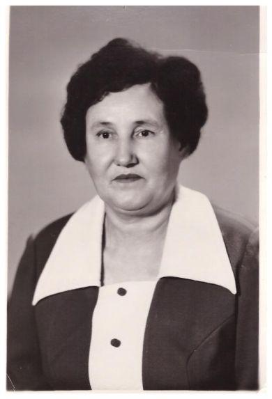 Тюбаева Зайтуна Зиянгировна
