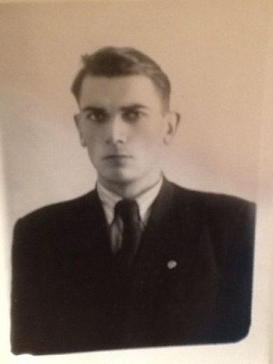 Жаворонков Василий Михайлович