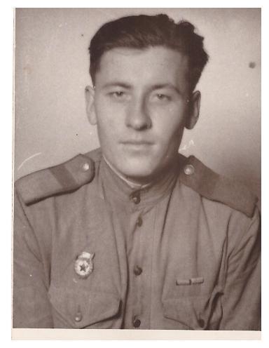 Григорьев Яков Григорьевич