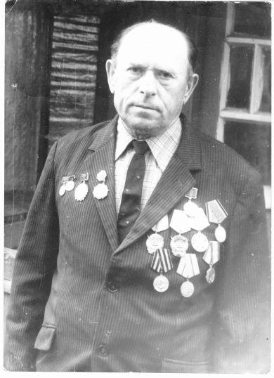 Жвынчиков Егор Семенович