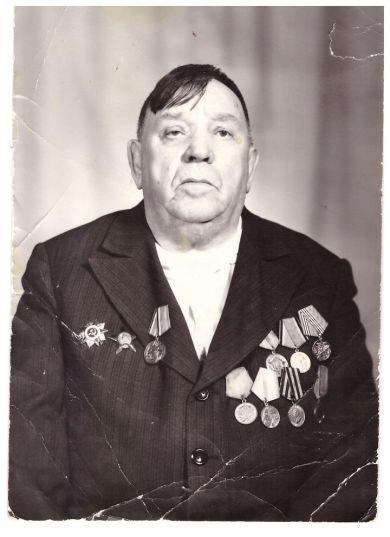 Новиков Петр Владимирович