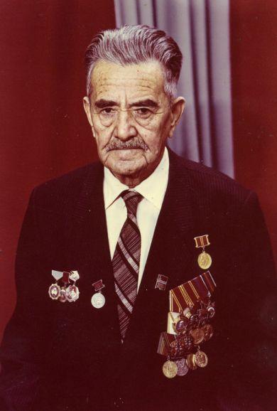 Санакулов Зокир Санакулович