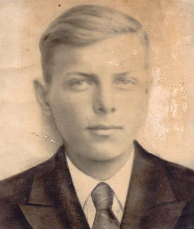 Паринов Михаил Тихонович