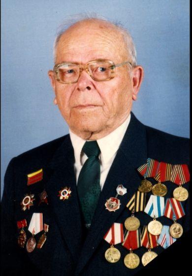 Шильников Никандр Михайлович