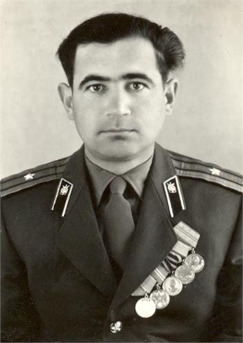 Гуреев Иван Зиновьевич