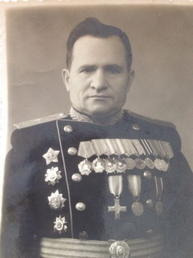 Галай Николай Захарович