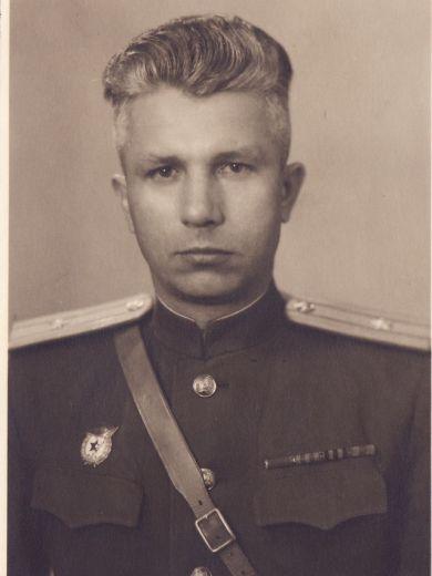 Чекусов Иван Дмитриевич