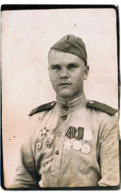 Чернов Семен Степанович