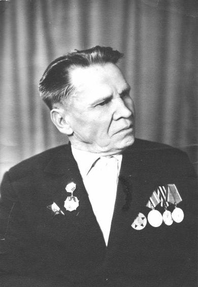 Наумов Степан Павлович