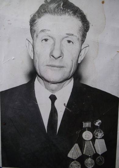 Шабалин Федор Петрович