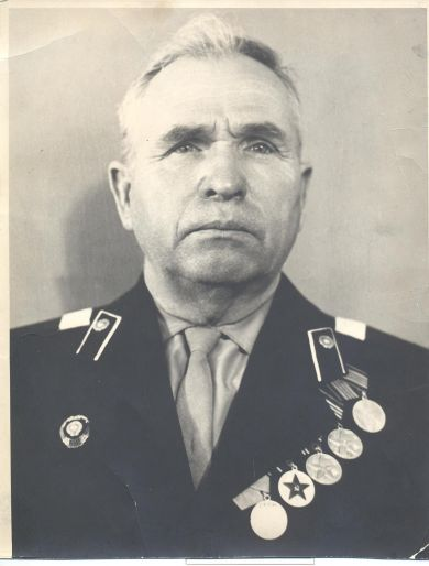 Ничаев Иван Михайлович