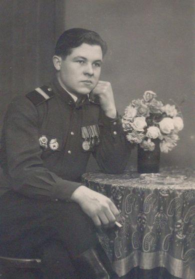 Красавин Егор Павлович