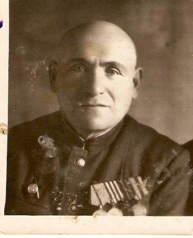 Щёкин Залман Абрамович