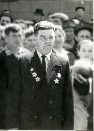 Овечкин Андрей Моисеевич