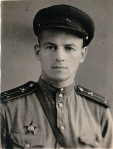 Чеботарёв Лев Андреевич