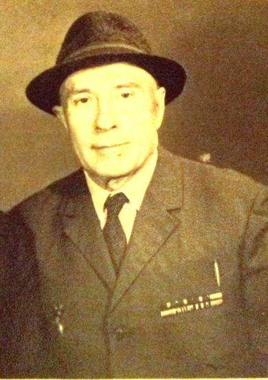 Кудрявцев Василий Павлович