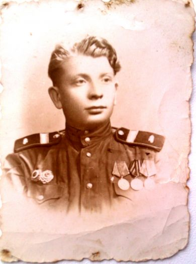 Калашников Иван Ефимович