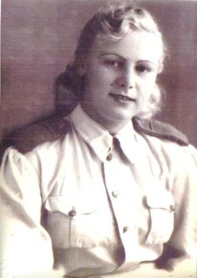 Фролова Ирина Федоровна         10.01.1923-27.01.1991