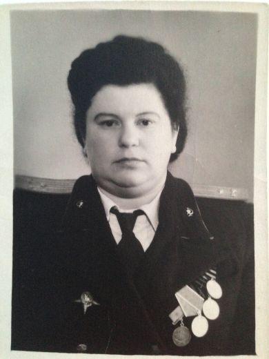 Хильченко (Кистерова) Анна Валерьевна