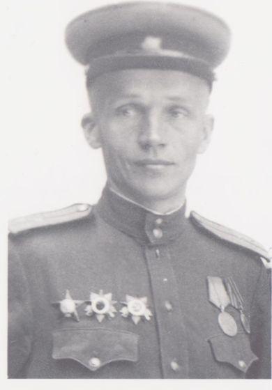 Ефимов Иван Иванович