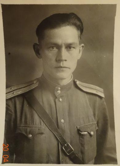 Романцов Павел Максимович