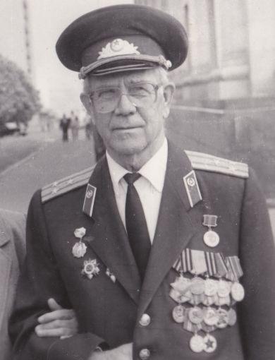 Костюнин Петр Егорович
