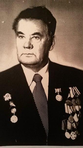 Галанов Николай Алексеевич