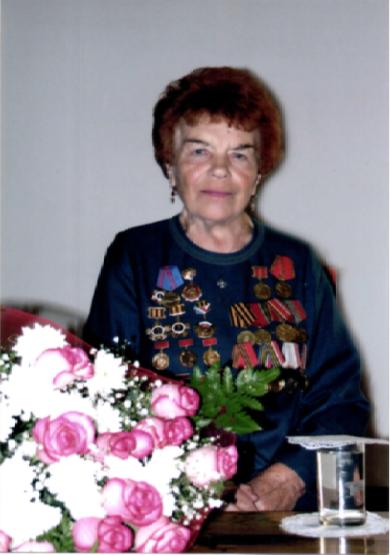 Мишина Вера Ивановна