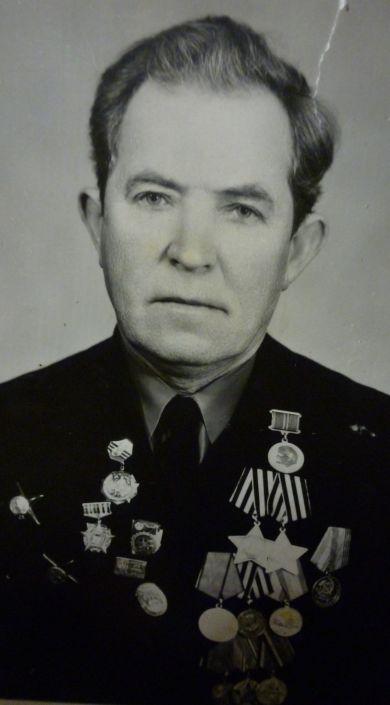 Шубкин Михаил Андреевич