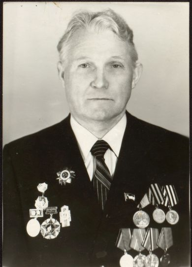 Чигирев Юрий Михайлович