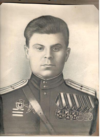 Жестков Иван Дмитриевич