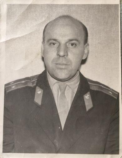 Тихонов Владимир Илларионович