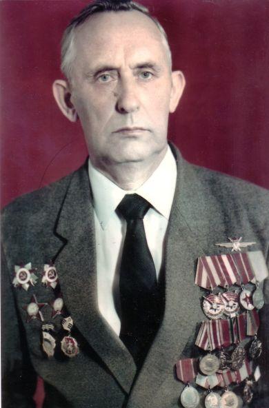 Побежимов Сергей Трофимович