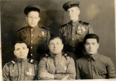 Бушуев Иван Васильевич