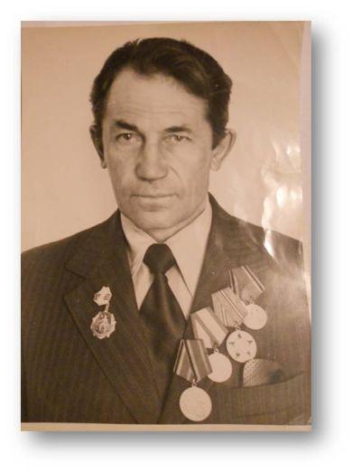 Харламов Николай Семенович