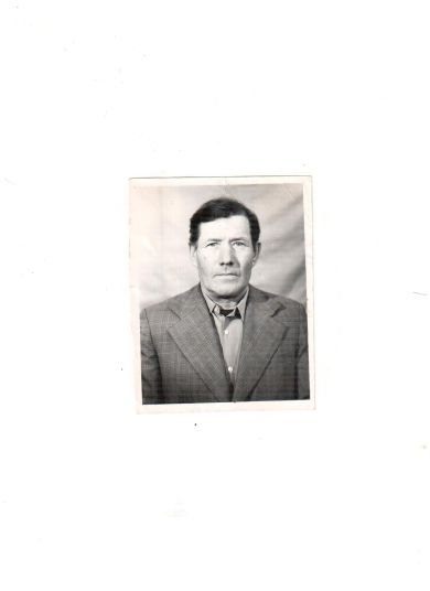 Кислицин Матвей Иванович