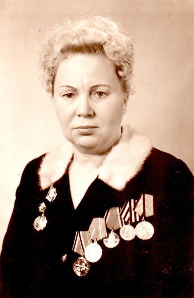 Пустошная Ангелина Ивановна