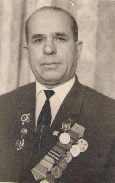 Савельев Александр Гаврилович