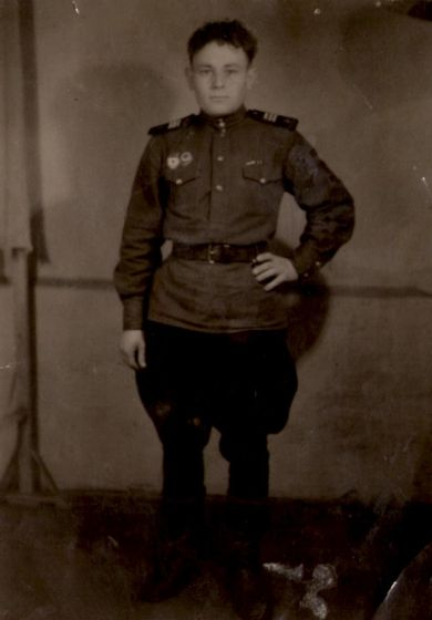 Галов Николай Александрович