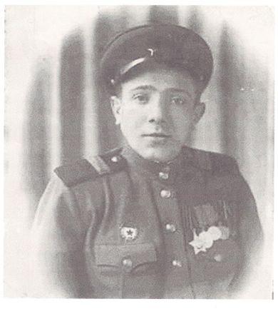 Пешков Михаил Афанасьевич