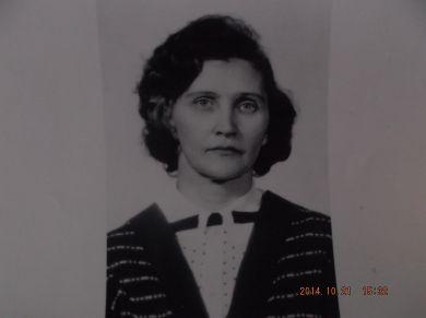 Данилова Евгения Ивановна