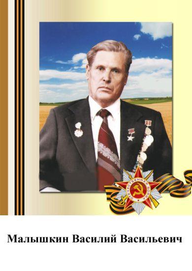 Малышкин Василий Васильевич
