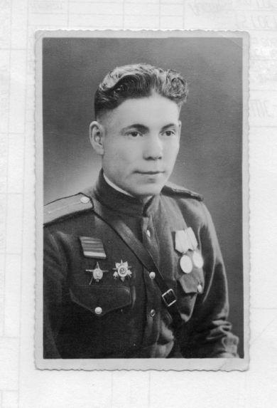 Лагунов Михаил Миронович