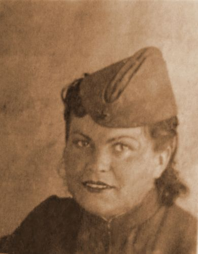 Григорьева ( Литвинова ) Любовь Петровна