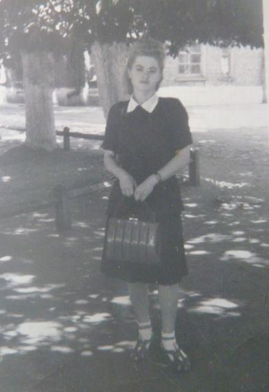 Павленко (Ермакова) Мария Ивановна