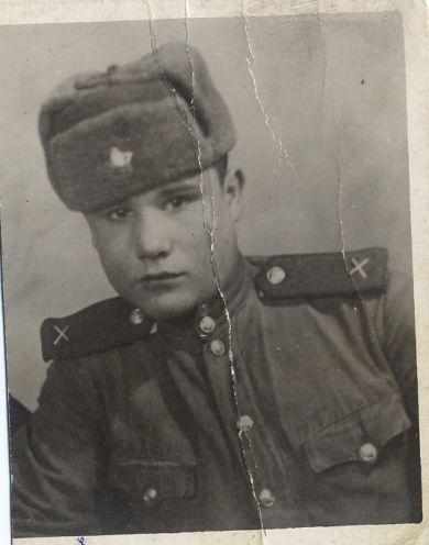 Романов Михаил Парфирьевич