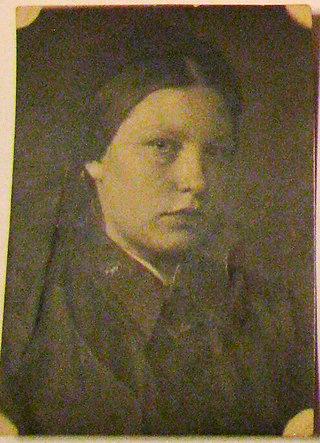 Хитрова (Московская) Антонина Дмитриевна